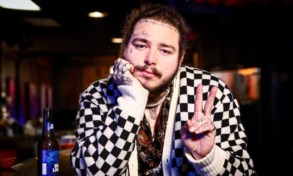 Sneaker Sourcing with Post Malone