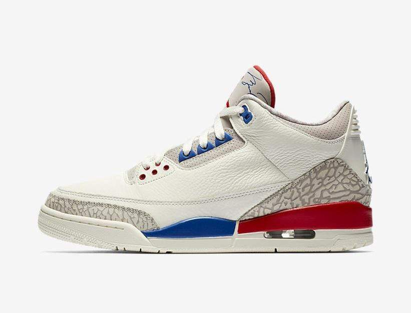Air Jordan III 'International Flight'