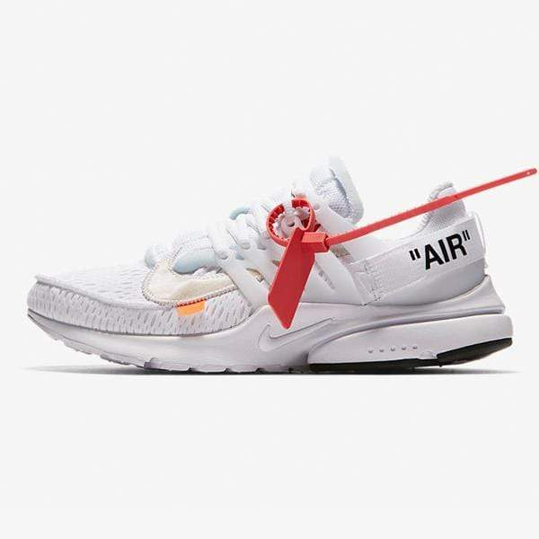 Nike Air Presto x Off White 'The Ten' White Cone