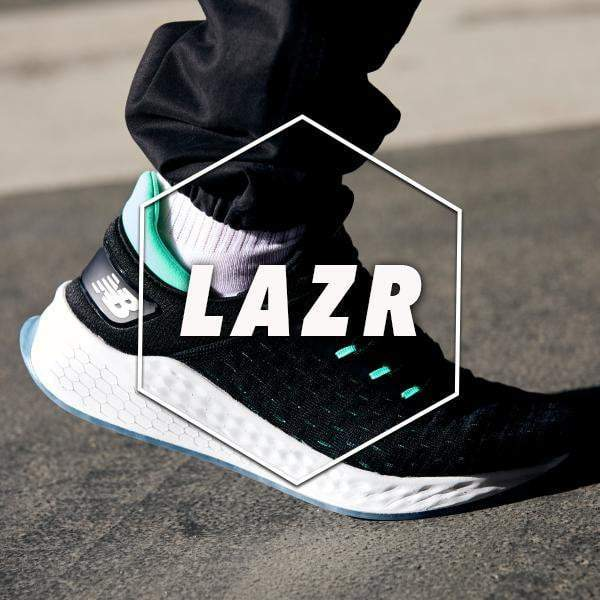 New Balance Fresh Foam Lazr v2 Hypoknit