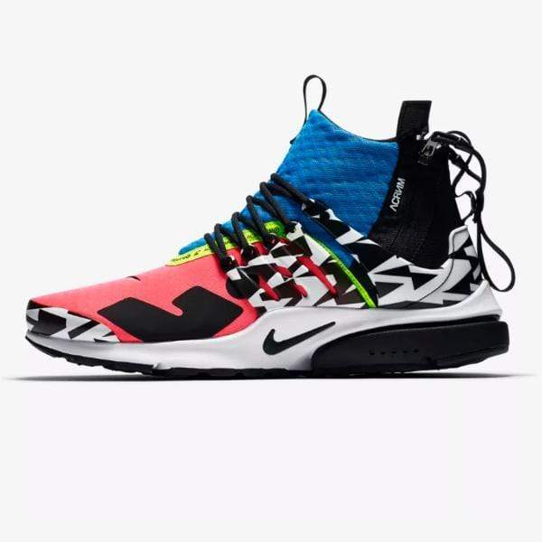 Nike Air Presto Mid X Acronym 'Racer Pink / Photo Blue'