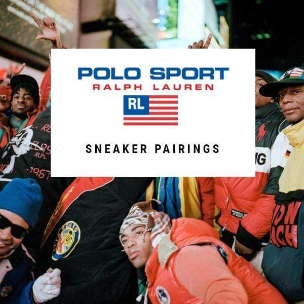 Celebrating Primary Colours with Polo Sport
