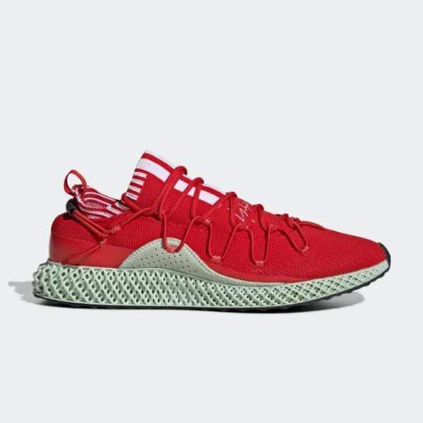 Y-3 Futurecraft 4D 'Red'