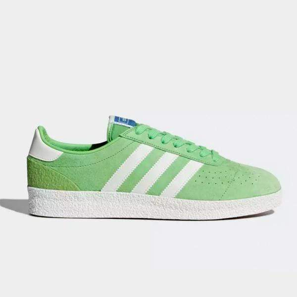 adidas Originals Munchen Super Spzl 'Intense Green'