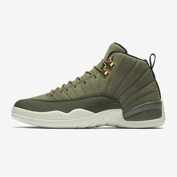 Air Jordan 12 'Olive Canvas'