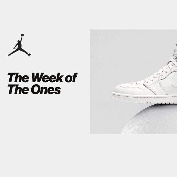 Air Jordan - The Week of One's