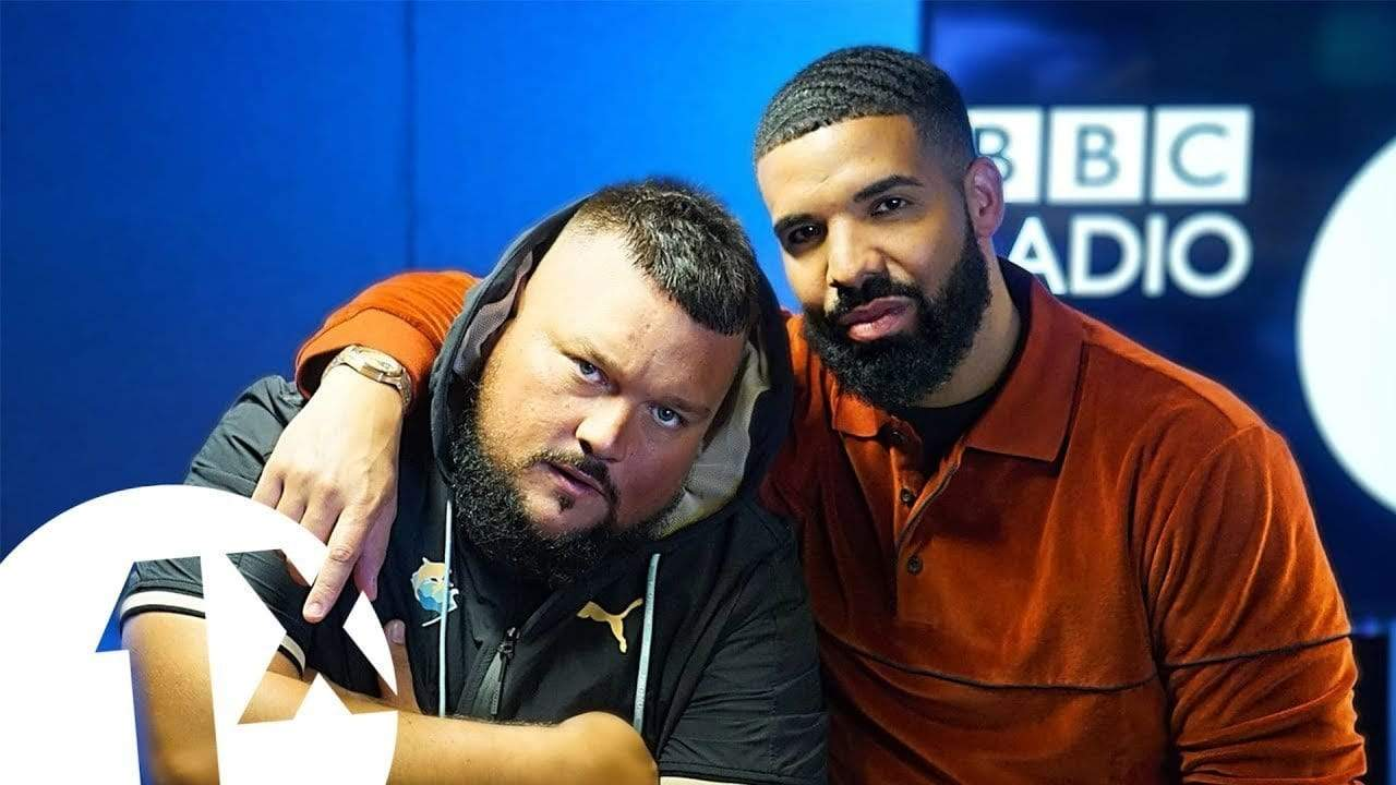 Fire in the Booth - Drake