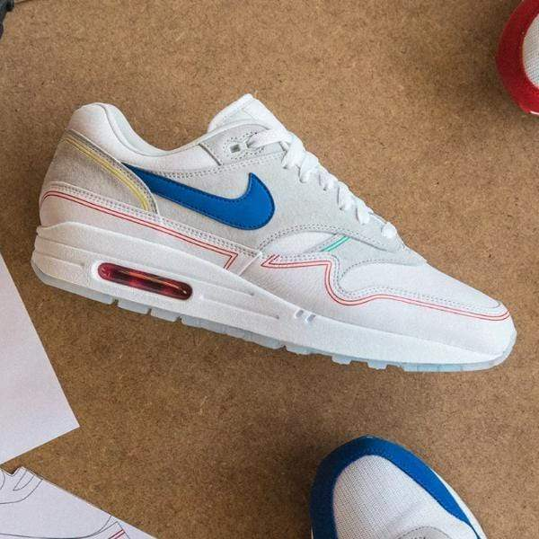 Nike Air Max 1 Pompidou 'By Day'