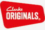 clarks originals partner logo
