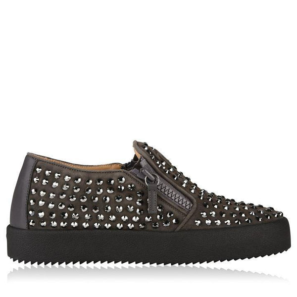 GIUSEPPE ZANOTTI Diamate May Low Trainers