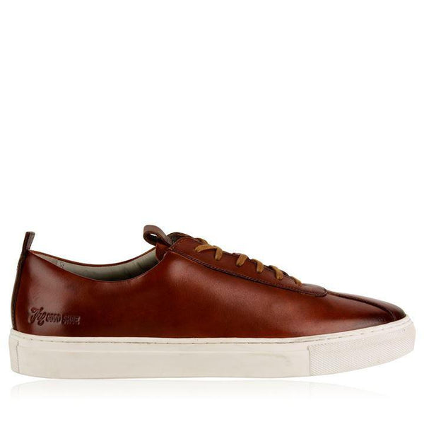 Grenson GRENSON Leather Trainers SOLEHEAVEN
