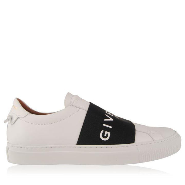 Givenchy GIVENCHY Urban Elasticated Low Trainers SOLEHEAVEN
