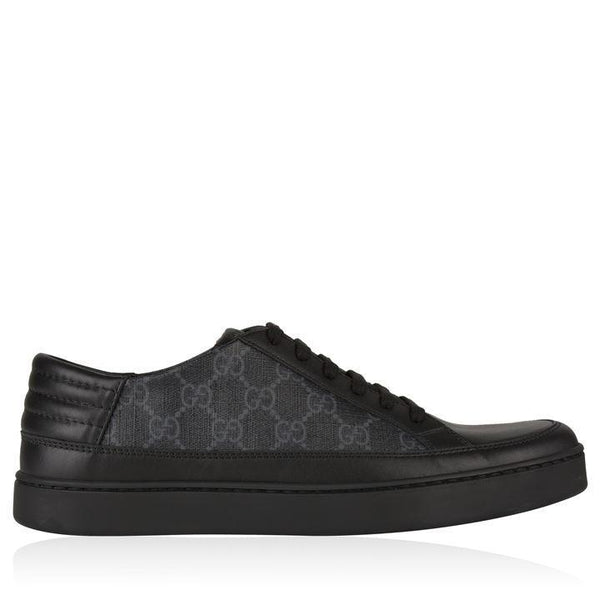 Gucci GUCCI Common Low Gg Supreme Trainers SOLEHEAVEN