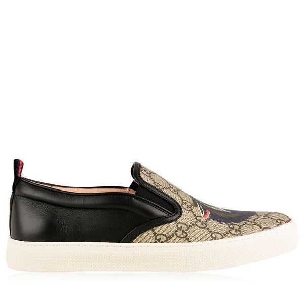 GUCCI Dublin Wolf Slip On Trainers