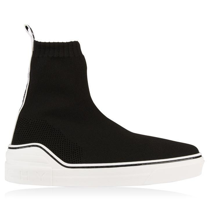 GIVENCHY George V Sock Trainers