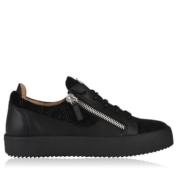 GIUSEPPE ZANOTTI May Stingray Effect Low Trainers