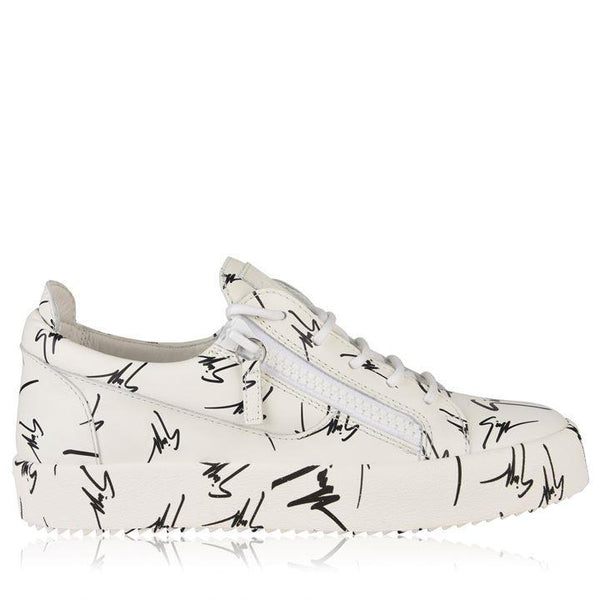 GIUSEPPE ZANOTTI The Signature May Low Top Trainers