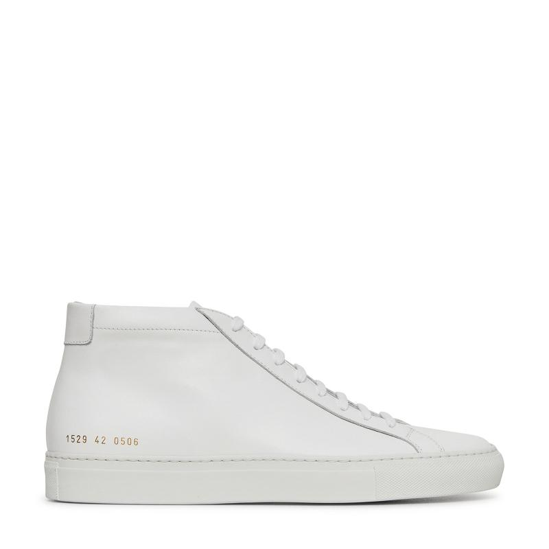 Common Projects Common Projects Original Achilles Mid Sneakers SOLEHEAVEN