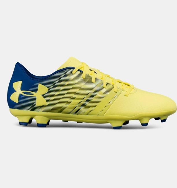 Under Armour Men's UA Spotlight DL Firm Ground Football Boots SOLEHEAVEN