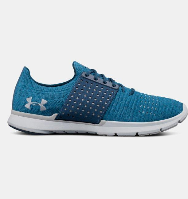 Under Armour Men's UA Threadborne Slingwrap Running Shoes SOLEHEAVEN