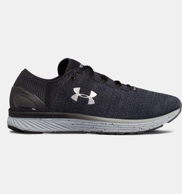 Under Armour Men's UA Charged Bandit 3 Running Shoes SOLEHEAVEN