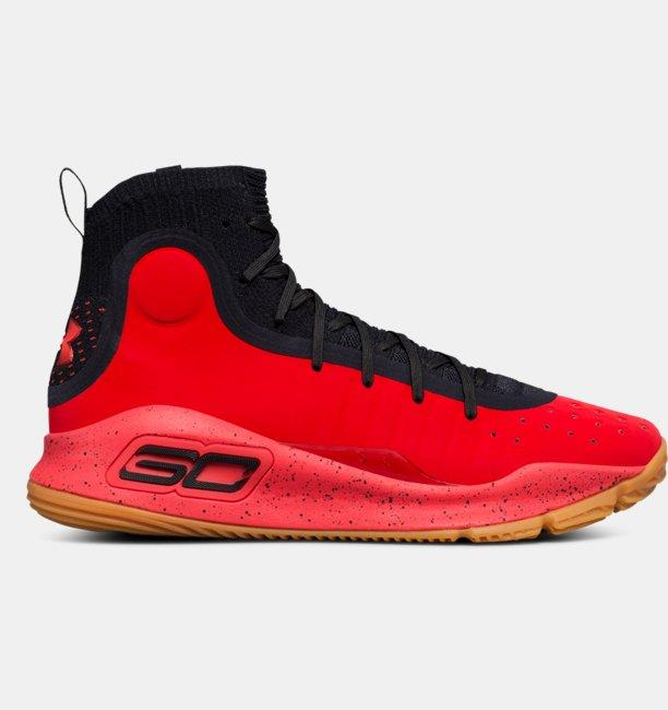 Under Armour Men's UA Curry 4 Basketball Shoes SOLEHEAVEN