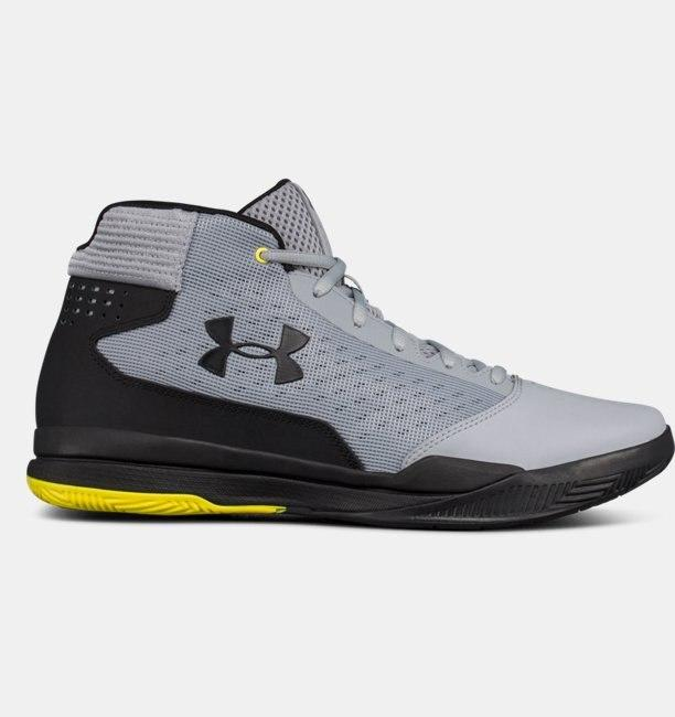 Under Armour Men's UA Jet 2017 Basketball Shoes SOLEHEAVEN