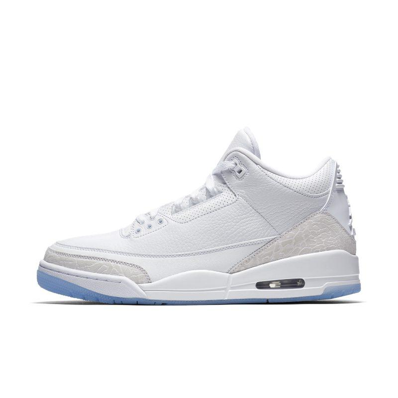 Nike Air Jordan 3 Retro Men's Shoe - White SOLEHEAVEN