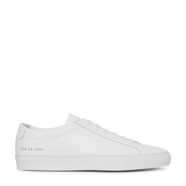 a6980b39f633 Common Projects Common Projects Original Achilles Low Sneakers SOLEHEAVEN