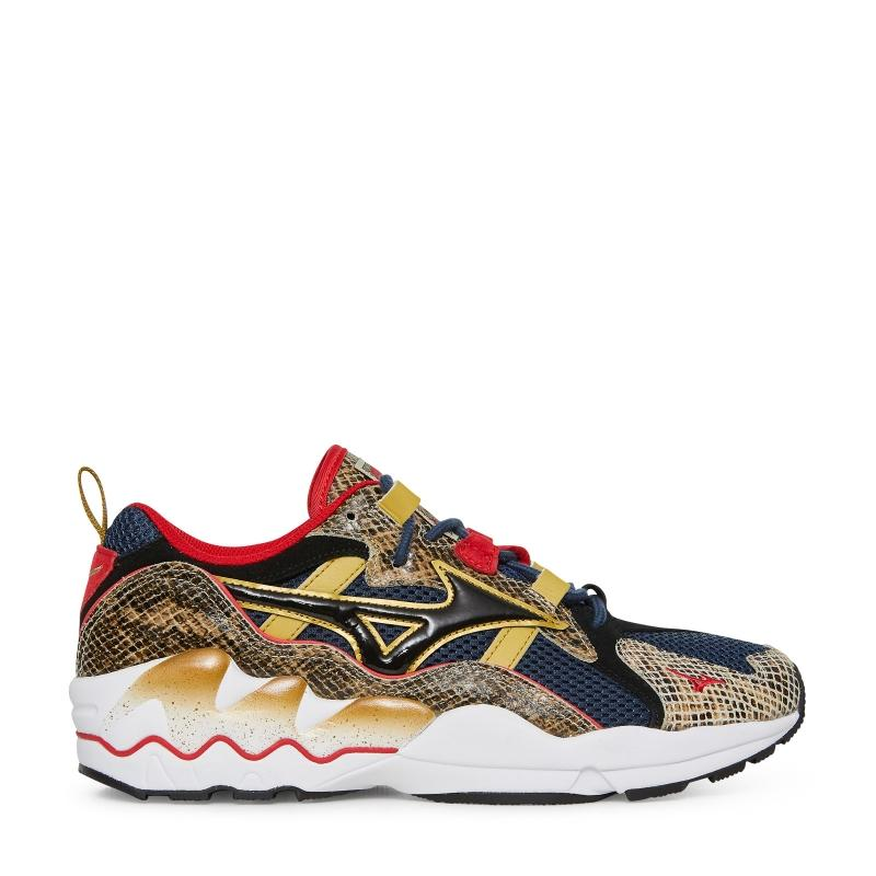 passato Europa azienda agricola  Mizuno Mizuno 24 Kilates Wave Rider 1 King Kobra Sneakers at Soleheaven  Curated Collections