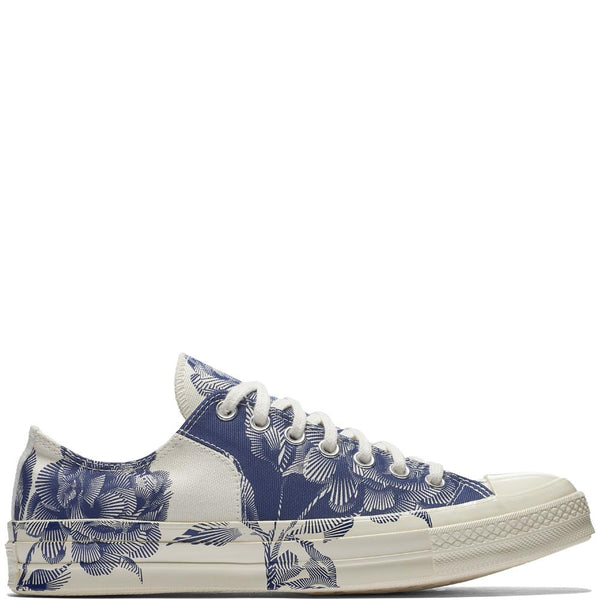 3abaaba1ed16a7 All Star Chuck 70 Floral Low Top SOLEHEAVEN