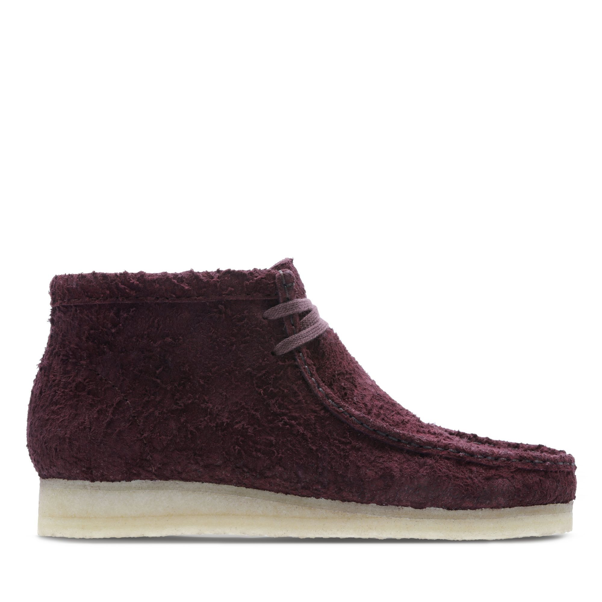 Clarks Wallabee Boot at Soleheaven