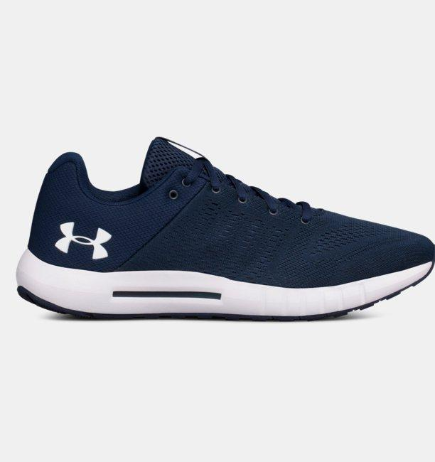 Under Armour Men's UA Micro G Pursuit Running Shoes SOLEHEAVEN