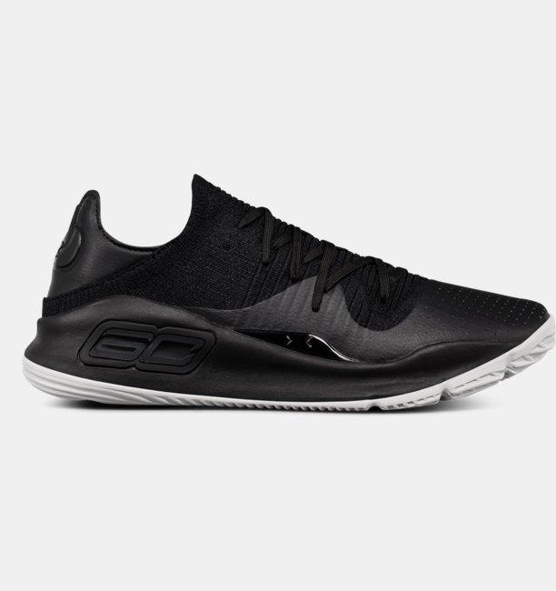 meet 794f7 b7774 Under Armour Men's UA Curry 4 Low Basketball Shoes at Soleheaven Curated  Collections