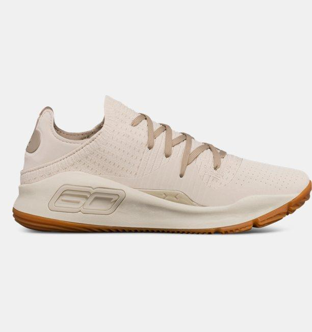 Under Armour Men's UA Curry 4 Low Basketball Shoes SOLEHEAVEN