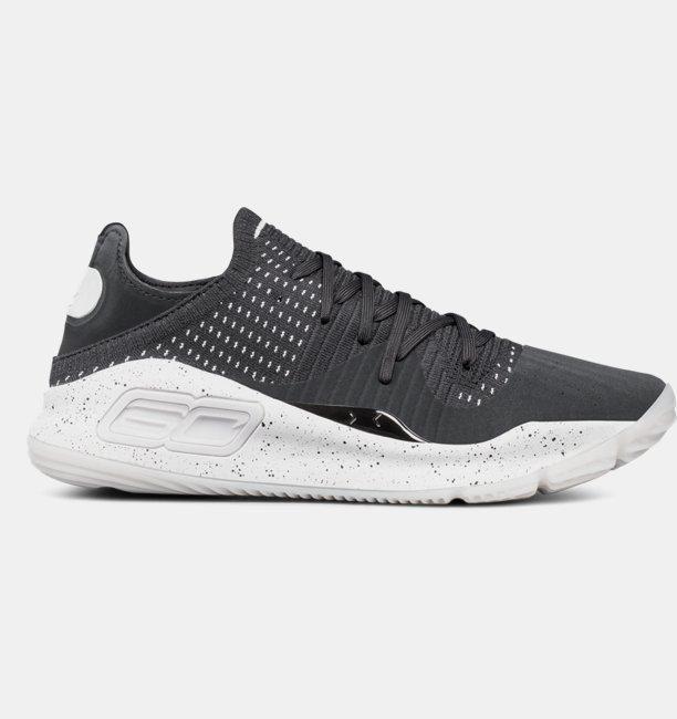 Men's UA Curry 4 Low Basketball Shoes
