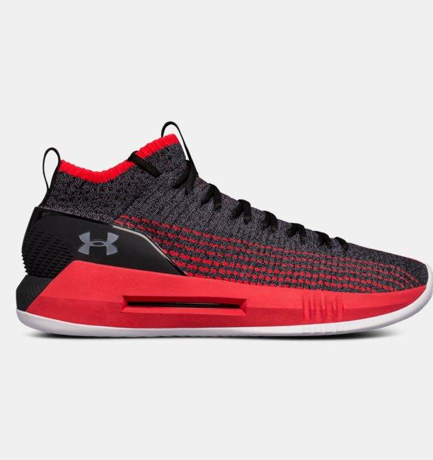 Under Armour Men's UA Heat Seeker Basketball Shoes SOLEHEAVEN