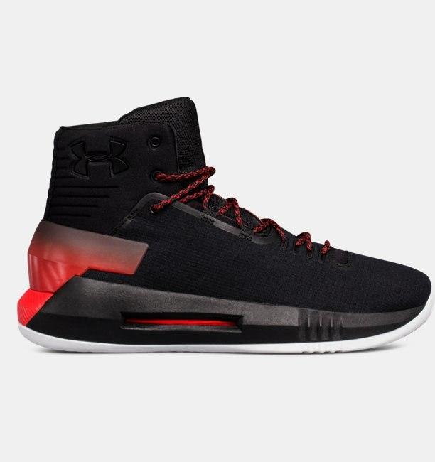 Under Armour Men's UA Drive 4 Basketball Shoes SOLEHEAVEN