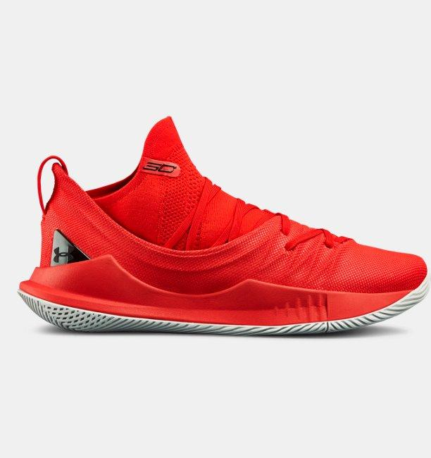 Under Armour Men's UA Curry 5 Basketball Shoes SOLEHEAVEN