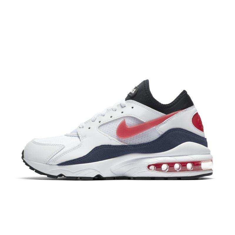 Nike Nike Air Max 93 Men's Shoe - White SOLEHEAVEN