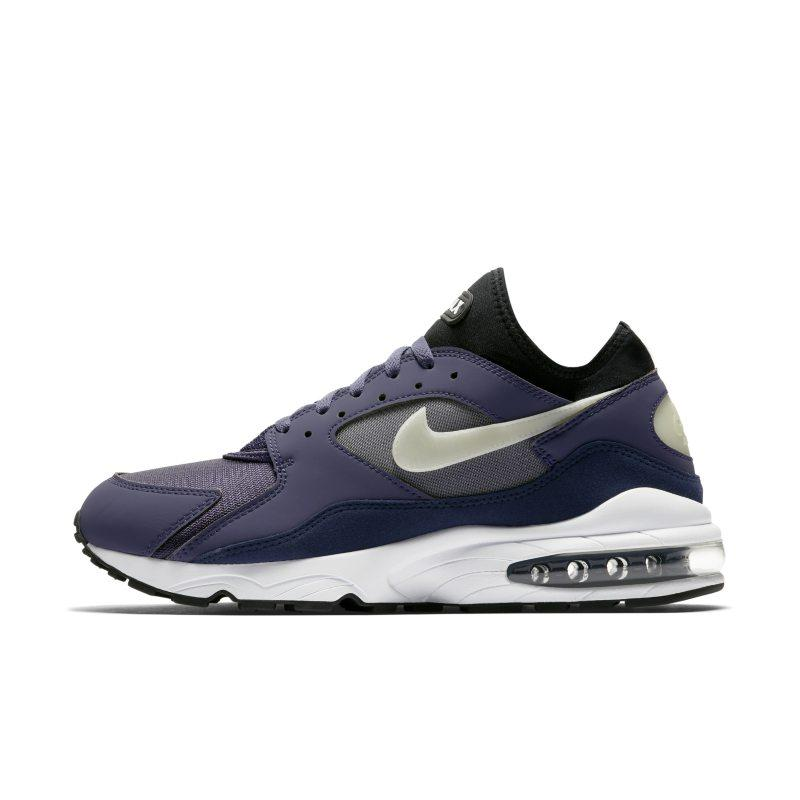 Nike Nike Air Max 93 Men's Shoe - Purple SOLEHEAVEN