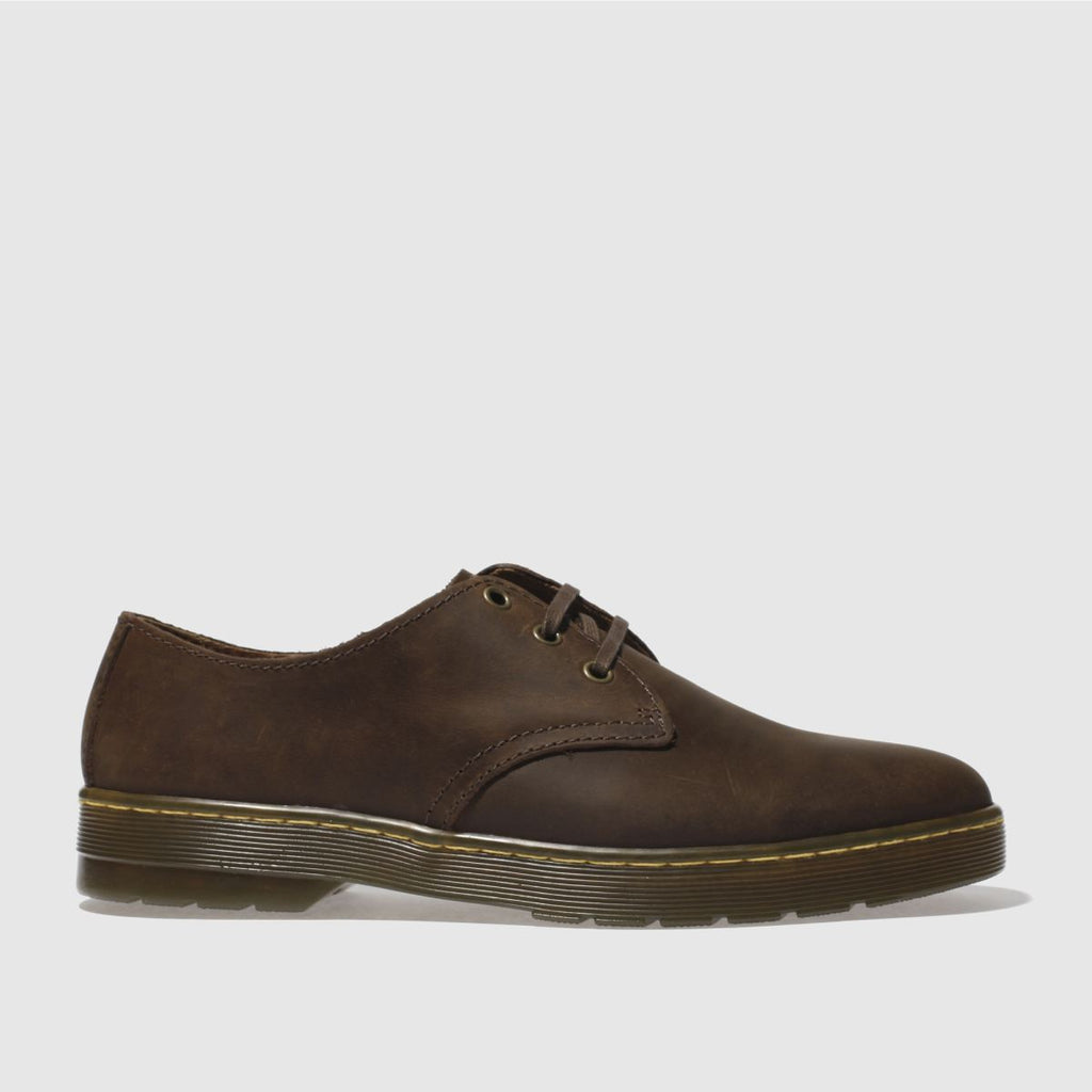 Dr Martens Dr Martens Brown Cruise Coronado Shoes SOLEHEAVEN