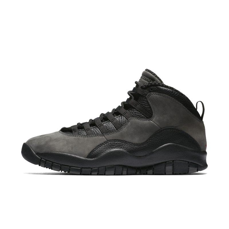 Nike Air Jordan 10 Retro Men's Shoe - Grey SOLEHEAVEN