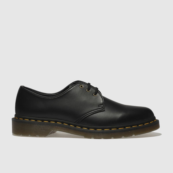 Dr Martens Dr Martens Black 1461 Vegan Shoes SOLEHEAVEN