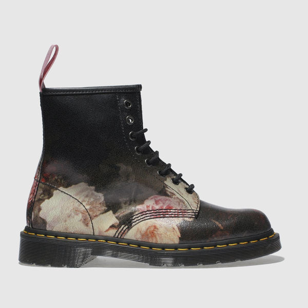 Dr Martens Dr Martens Black & White 1460 Power Corruption & Lies Boots SOLEHEAVEN