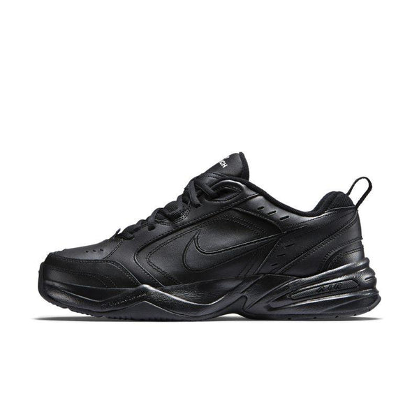 640ce401d922 NIKE Nike Air Monarch IV Unisex Training Shoe - Black SOLEHEAVEN