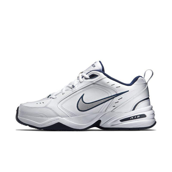 1ec5195844ac NIKE Nike Air Monarch IV Unisex Training Shoe - White SOLEHEAVEN