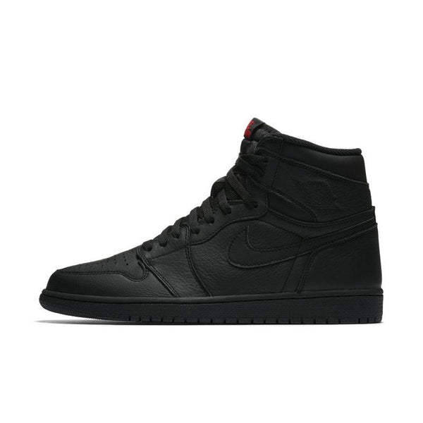 Air Jordan 1 Retro High OG Shoe - Black
