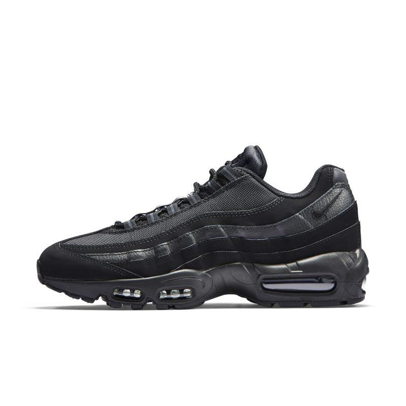 Nike Nike Air Max 95 Men's Shoe - Black SOLEHEAVEN