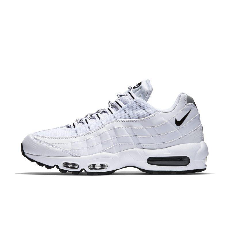Nike Nike Air Max 95 Men's Shoe - White SOLEHEAVEN